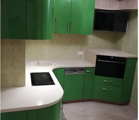 Столешница на кухню (искусственный камень)