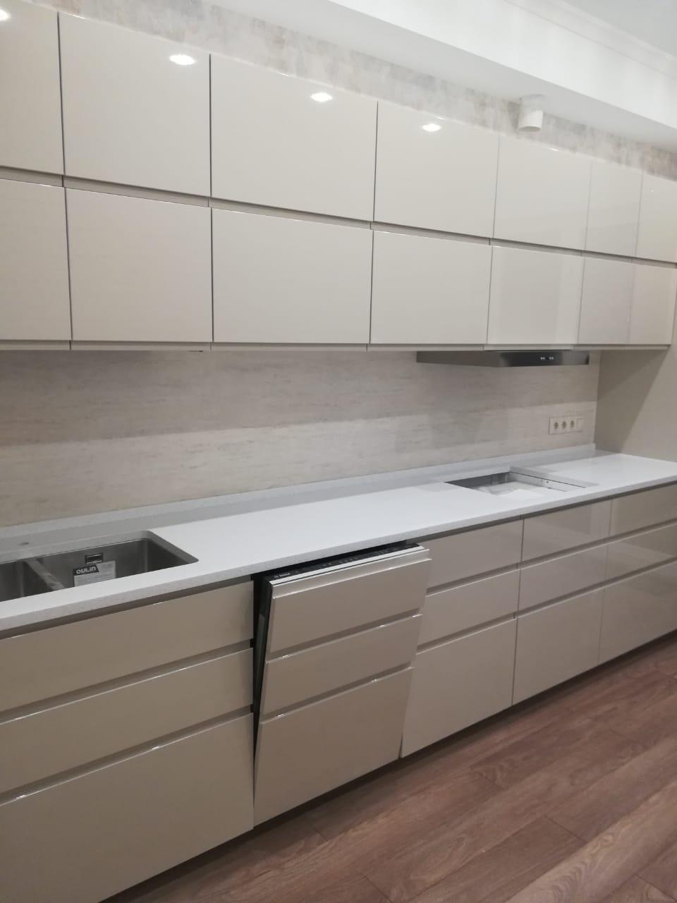 Кухонная столешница (искусственный камень)