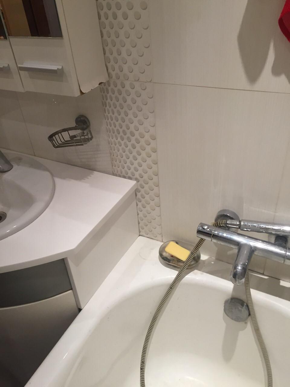Столешница в ванную на тумбу